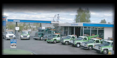 Fairbanks, AK - Towing - Ron's Towing